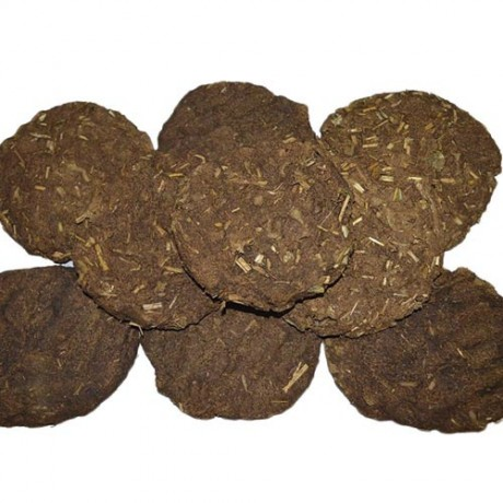 Cow Dung Cakes (11 Pieces)
