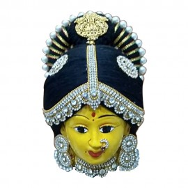 Decorated Ammavari Face - 2