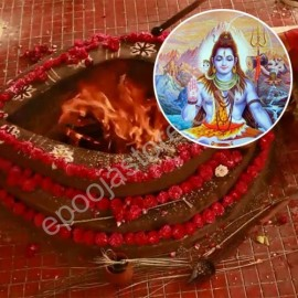 Rudrabhisheka Sahitha Ayush Homam on Your Birthday / Marriage Day