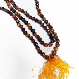 Tiger Eye Mala / Rosary