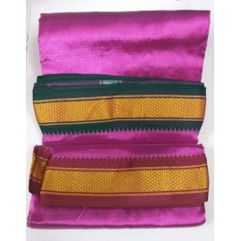 Dhothi for Utsava Vigraham (Violet Colour) (1.8 Meters)
