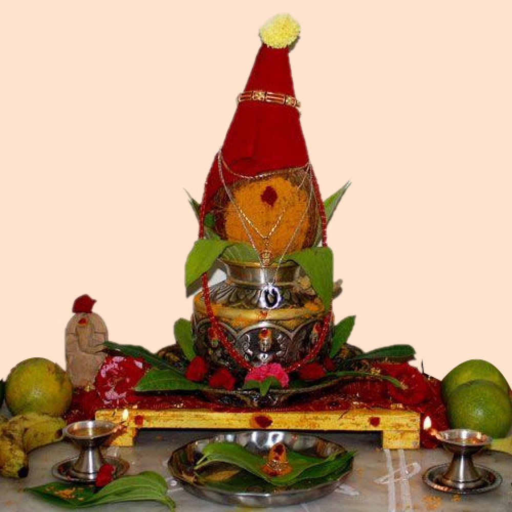 Pooja Samagri Kit for Punyahavachanam