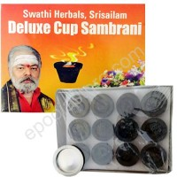 Cup Sambrani ( For 5 pieces)