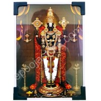 Lord Venkateswara Swamy Photo Frame