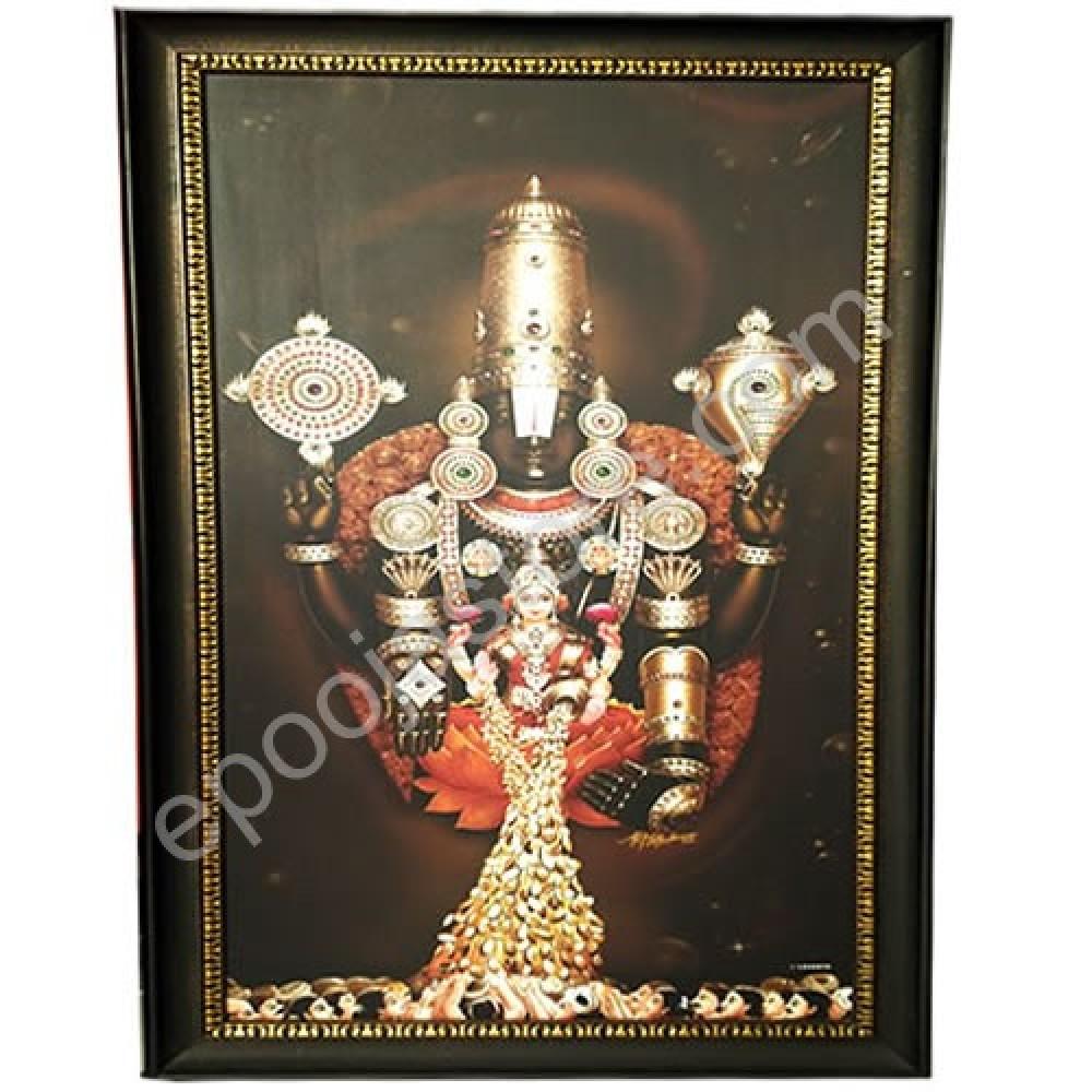 Vajra Kavacha Dhara Venkateswara Swamy