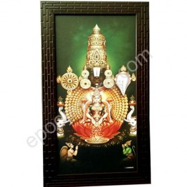 Shanku Chakra Lakshmi Sametha Venkateswara