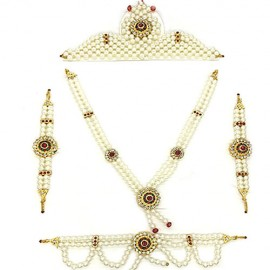 Little Krishna Pearl Costume Accessories