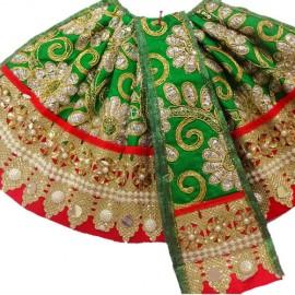 Ammavari VastraluGreen Colour)