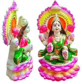 Lakshmi Devi Idol For Puja