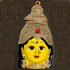 Ammavari Face (Stones Work)