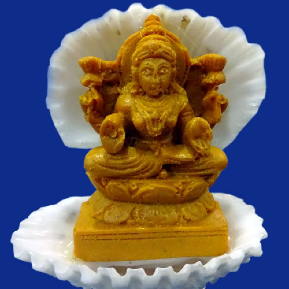 Lakshmi Devi in Shell(Small size)