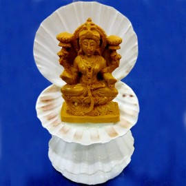 Lakshmi Devi in Shell(Big Size)