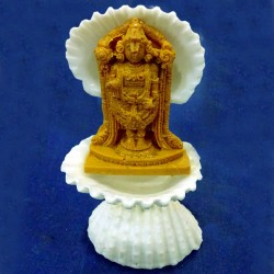 Lord Balaji in Shell (Big Size)