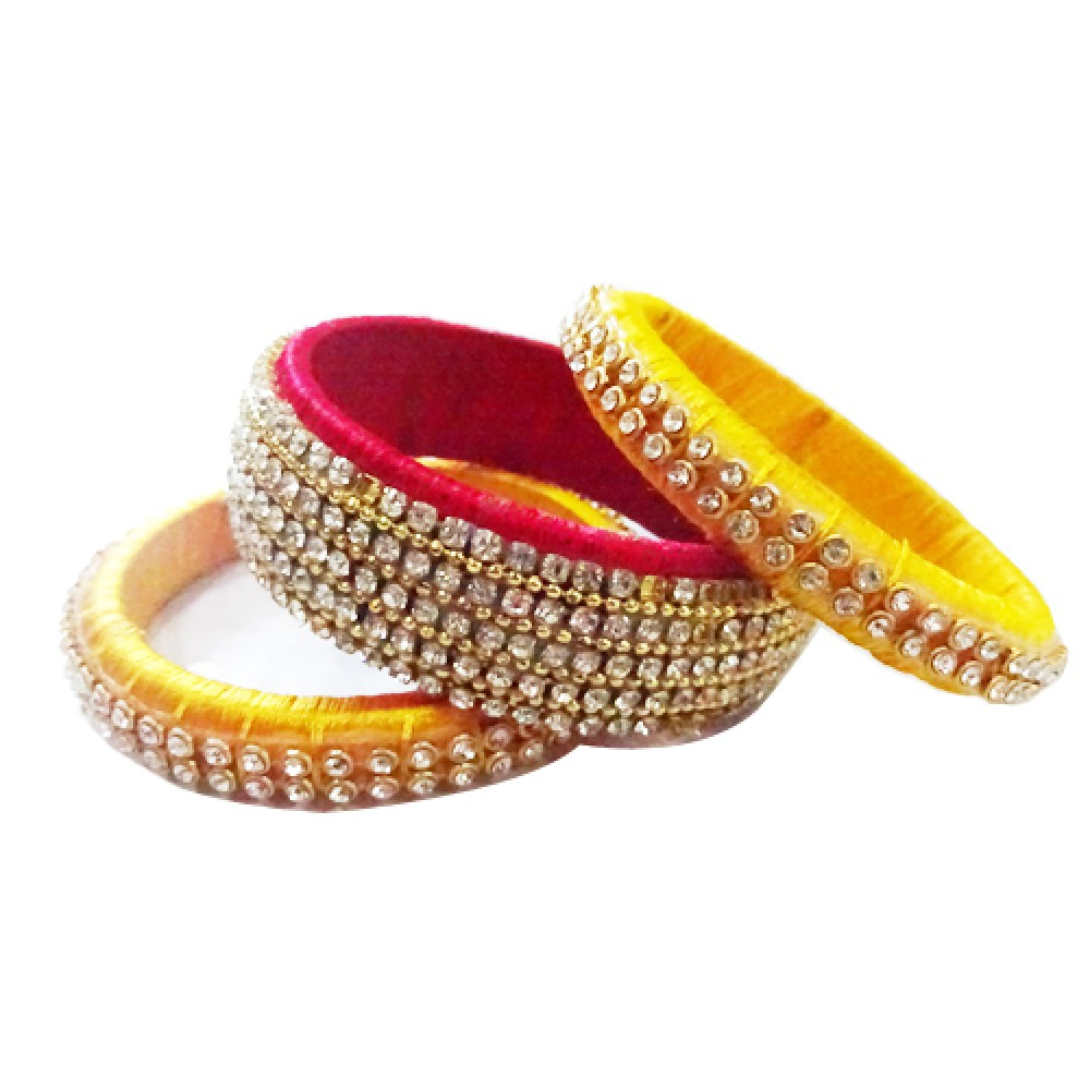 details designed gold set pcs of bangles antique