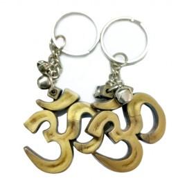 Om Key Chain