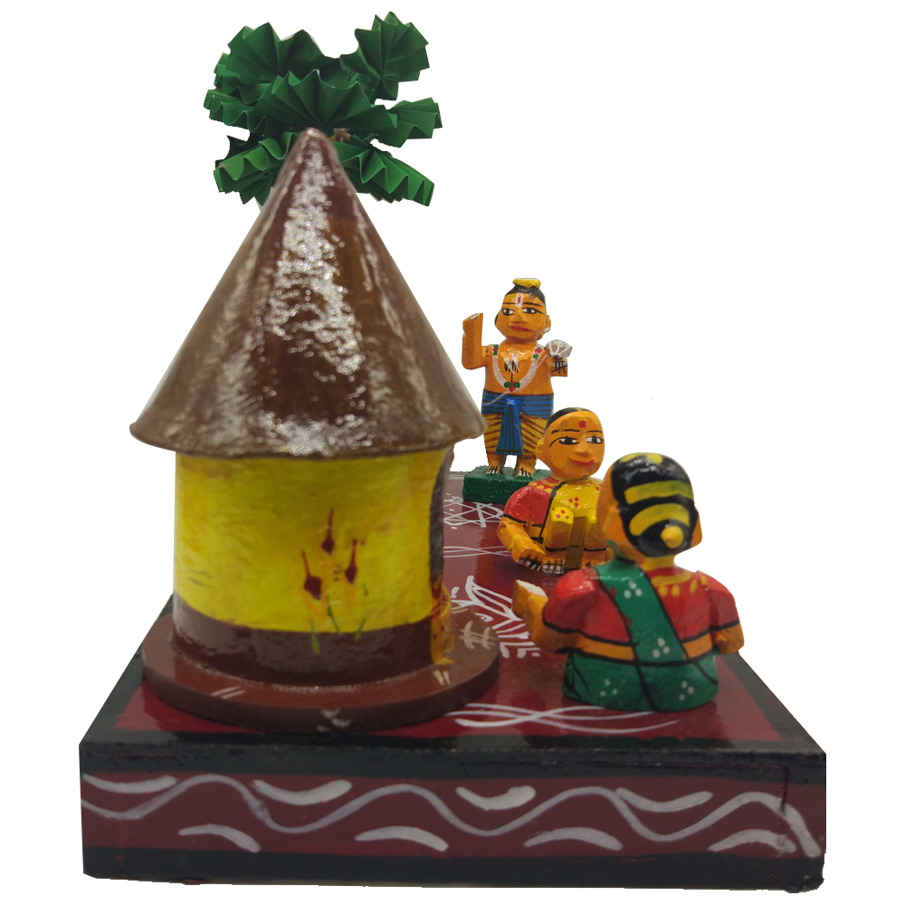Handicraft Rokali Set